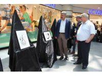 Elazığ'da öğrencilerden resim sergisi