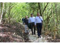 Kuzalan Tabiat Parkı spor turizmine kazandırılacak