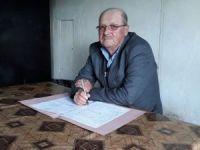 33 yıllık köy muhtarının rakibi yok