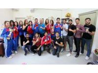 MSKÜ öğrencilerinden 5 ayda 24 madalya