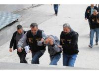 Hırsızlık şüphelisi 4 şahıs yakalandı