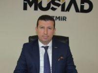MÜSİAD İzmir Başkanı Ülkü'den Ramazan-ı Şerif mesajı