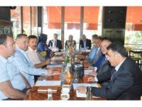 İlçe Milli Eğitim Müdürleri Mayıs Ayı İstişare Toplantısı Bilecik'te yapıldı