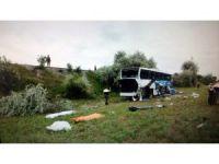 Başkent'teki feci kazada ölen 8 kişinin ismi belli oldu
