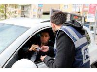 Erzurum'da 400 polisle 'Huzurlu Sokaklar' uygulaması