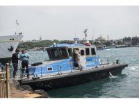 Boğaz'da, tur teknesinde intihar girişimi