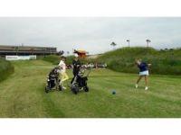 Türkiye Golf Turu Samsun'da devam ediyor