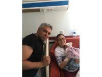 Efeler Belediyesi Basın Yayın Müdürlüğünde bebek heyecanı