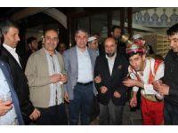 Tatvan'da Osmanlı şerbeti ikramı