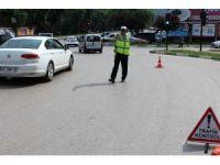 Bursa polisinden 'huzurlu sokaklar' uygulaması