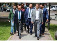 """Başkan Çolakbayrakdar, """"Fuzuli'nin çehresi değişiyor"""""""