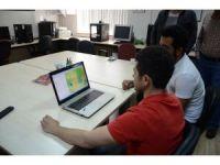 Üniversite öğrencileri 500 bin lira değerindeki projeyi 6 ayda hazırladı