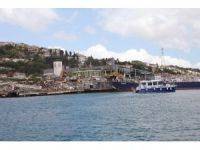 Galatasaray Adası'nda yıkım çalışmaları yeniden başladı