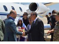 İçişleri Bakanı Soylu operasyonların sürdüğü Kato Dağı'nda