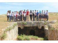 TÜBİTAK projesi kapsamında Gaziantep'in tarihi yerleri araştırılıyor
