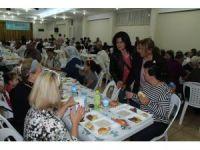 Kuşadası'nda Ramazan Ayı'nın ilk iftarı
