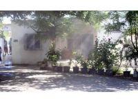 Müstakil evde çıkan yangın korkuttu