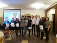 Türk ve Avrupalı öğrencilerin kaynaştığı proje tamamlandı