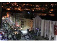 Hakkari'de Beşiktaş coşkusu