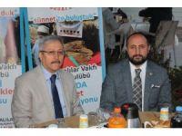İstanbul'da yaşayan Kayserililer iftar sofrasında buluştu