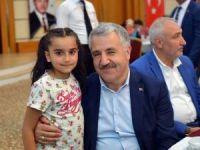 Bakan Arslan ve Tüfenkci Malatya'da iftara katıldı