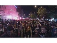 Kütahya'da Beşiktaş coşkusu