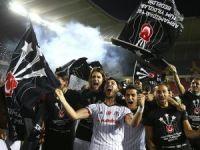 Beşiktaş şampiyonluğunu ilan etti