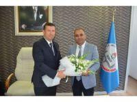 MÜSİAD İzmir'den İl Milli Eğitim Müdürüne ziyaret