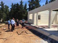 Saruhanlı mezarlığına yeni gasilhane
