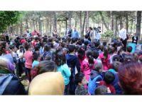Belediyeden çocuklarda çevre bilinci etkinliği