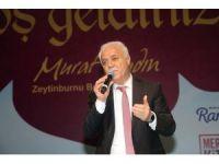 Prof. Dr. Nihat Hatipoğlu, Zeytinburnu'nda Ramazan söyleşisine katıldı