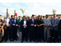 Karabağ Parkı'nın açılışına yoğun ilgi