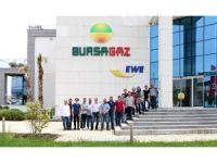 Uludağ Üniversitesi öğrencileri sektöre Bursagaz'ın eğitimleriyle hazırlanıyor