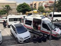 'Ambulansta' boşandılar