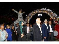 Torbalı'da 'Ramazan Sokağı' açıldı