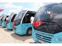 Yunusemre'nin ulaşımına 43 adet yeni araç