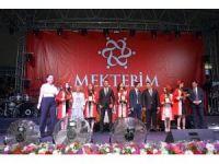 Mektebim'de mezuniyet töreni yapıldı
