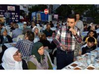 Kepez Belediyesi'nden 2 Mahallede iftar sofrası