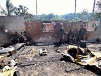 Filipinler'de 16 sivilin cesedi bulundu