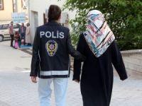 Elazığ'da FETÖ'nün kadın yapılanmasına operasyon: 12 gözaltı