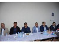 Şehzadeler'in iftar sofrası Kalemli'de kuruldu