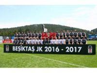 Şampiyon Beşiktaş, poster çekimi yaptı