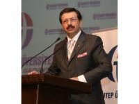 """TOBB Başkanı Hisarcıklıoğlu: """"Risk yönetiminde sigorta vazgeçilmezimiz"""""""
