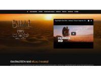 30 milyon dolarlık filmin web sitesi Balıkesir'den