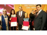 Ertuğrul Gazi Ortaokulu Türkiye ikincisi oldu