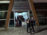 35 kadın fuhuş yaptığı iddiası ile sınırdışı edildi