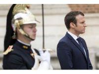 Fransız Cumhurbaşkanı Macron, Putin'i ağırlıyor