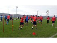 Rizespor, Alanya maçı hazırlıklarına başladı