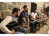 Cizre Belediyesi Musiki Derneği çalışmalarına başladı