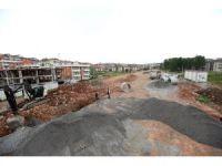 Yavuz Selim Caddesinde altyapı çalışmaları sürüyor